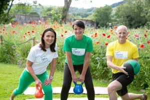 Fun family day of fitness and wellbeing activities on 20 August